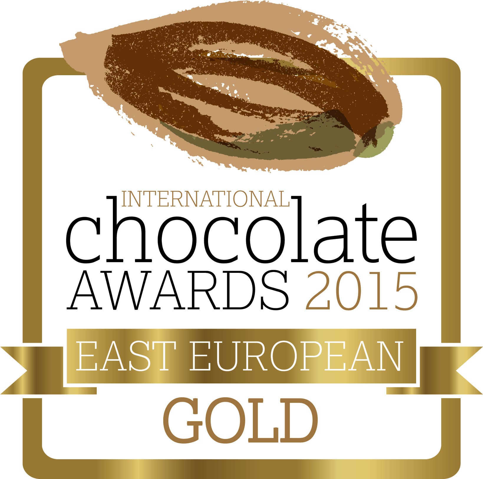 International Chocolate Awards 2015 - Gold - East Europe RGB - web